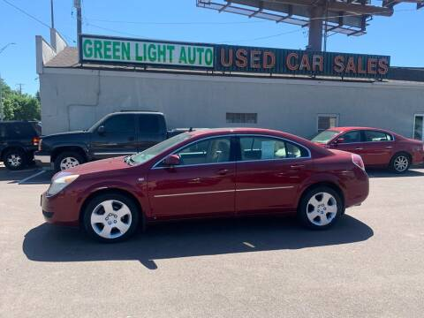 2008 Saturn Aura for sale at Green Light Auto in Sioux Falls SD