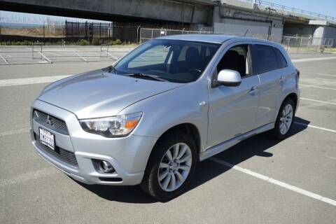 2011 Mitsubishi Outlander Sport for sale at Sports Plus Motor Group LLC in Sunnyvale CA