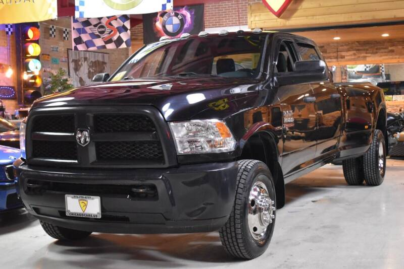 2017 RAM Ram Pickup 3500 for sale at Chicago Cars US in Summit IL