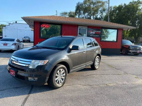 2007 Ford Edge for sale at Big Red Auto Sales in Papillion NE