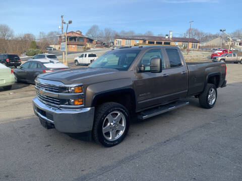 2015 Chevrolet Silverado 2500HD for sale at WENTZ AUTO SALES in Lehighton PA