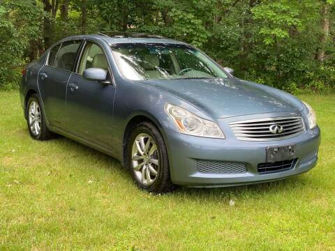2007 Infiniti G35 for sale at Choice Motor Car in Plainville CT