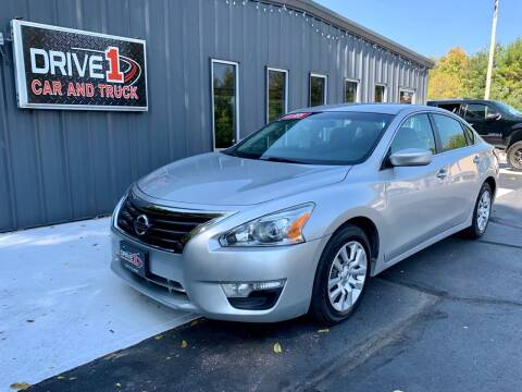 2014 Nissan Altima for sale at Drive 1 Car & Truck in Springfield OH