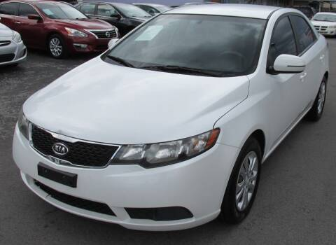 2013 Kia Forte for sale at Express Auto Sales in Lexington KY