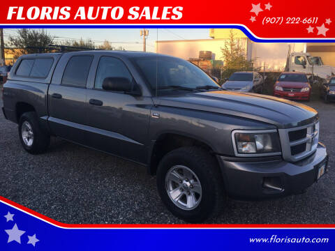 2009 Dodge Dakota for sale at FLORIS AUTO SALES in Anchorage AK