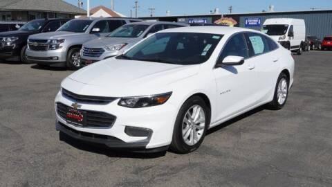 2018 Chevrolet Malibu for sale at Choice Motors in Merced CA