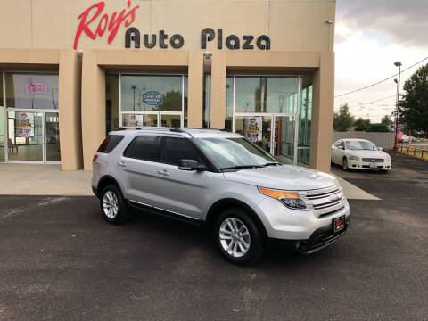 2013 Ford Explorer for sale at Roy's Auto Plaza in Amarillo TX