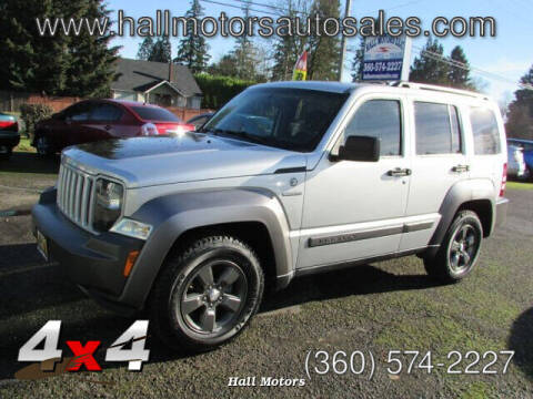 2010 Jeep Liberty for sale at Hall Motors LLC in Vancouver WA