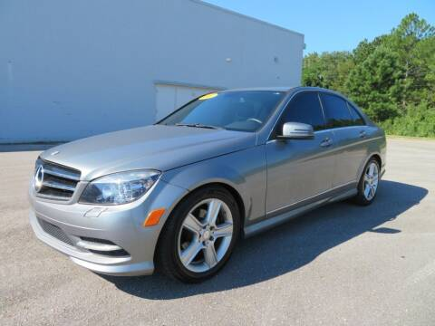 2011 Mercedes-Benz C-Class for sale at Access Motors Co in Mobile AL