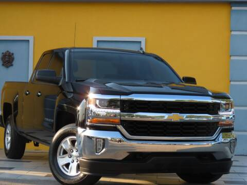 2017 Chevrolet Silverado 1500 for sale at Paradise Motor Sports LLC in Lexington KY
