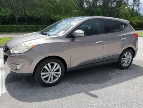 2012 Hyundai Tucson for sale at Navarro Auto Motors in Hialeah FL