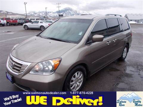 2008 Honda Odyssey for sale at QUALITY MOTORS in Salmon ID