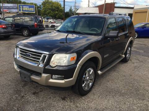 2007 Ford Explorer for sale at Payless Auto Sales LLC in Cleveland OH
