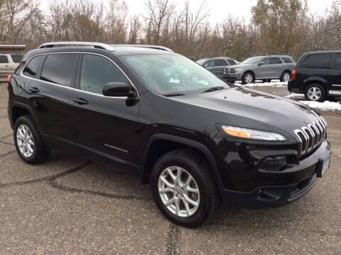 2016 Jeep Cherokee for sale at MOTORS N MORE in Brainerd MN