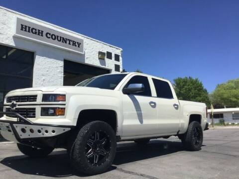 2015 Chevrolet Silverado 1500 for sale at High Country Motor Co in Lindon UT