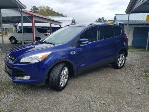 2016 Ford Escape for sale at Rocky Mount Motors in Battleboro NC