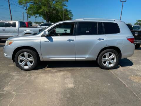 2008 Toyota Highlander for sale at Bobby Lafleur Auto Sales in Lake Charles LA