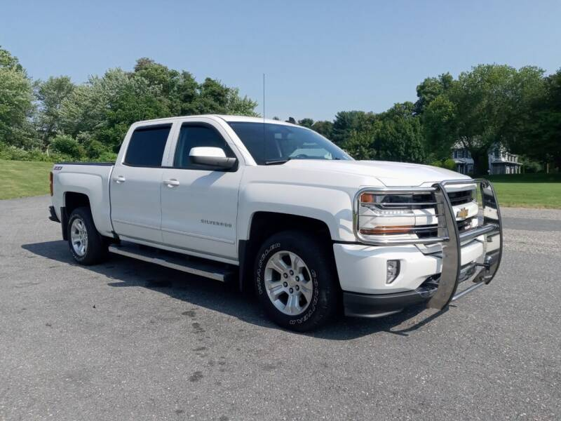 2016 Chevrolet Silverado 1500 for sale at PMC GARAGE in Dauphin PA