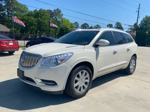 2014 Buick Enclave for sale at Auto Land Of Texas in Cypress TX