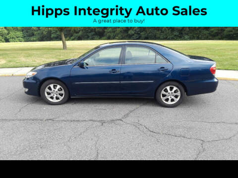 2006 Toyota Camry for sale at Hipps Integrity Auto Sales in Delran NJ