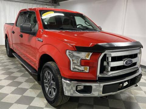 2016 Ford F-150 for sale at Mr. Car City in Brentwood MD