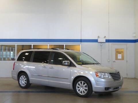 2010 Chrysler Town and Country for sale at Terry Lee Hyundai in Noblesville IN