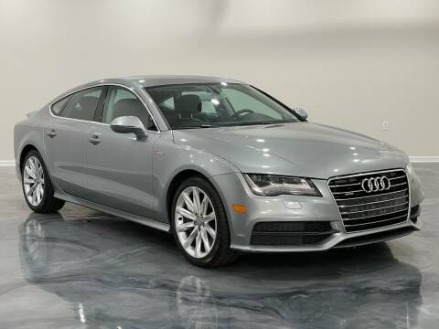 2012 Audi A7 for sale at RVA Automotive Group in North Chesterfield VA