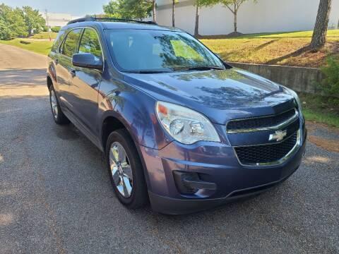 2013 Chevrolet Equinox for sale at E Z AUTO INC. in Memphis TN