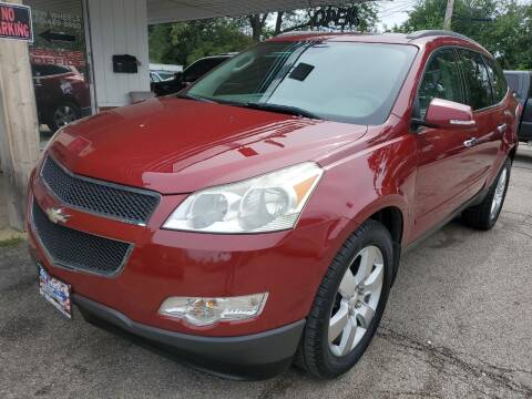 2011 Chevrolet Traverse for sale at New Wheels in Glendale Heights IL