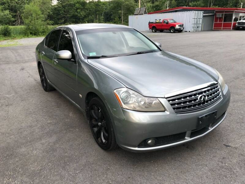 2006 Infiniti M35 for sale at Royal Crest Motors in Haverhill MA