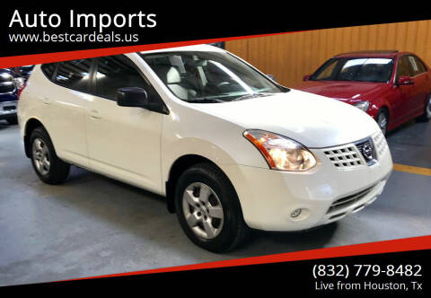 2009 Nissan Rogue for sale at Auto Imports in Houston TX
