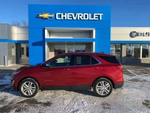 2020 Chevrolet Equinox for sale at Finley Motors in Finley ND