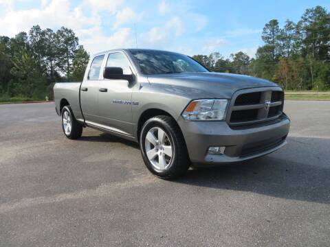 2012 RAM Ram Pickup 1500 for sale at Access Motors Co in Mobile AL