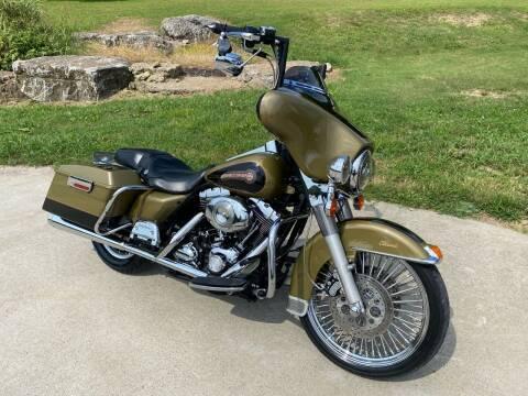 2007 Harley-Davidson FLHTC for sale at HIGHWAY 12 MOTORSPORTS in Nashville TN