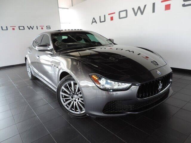 2017 Maserati Ghibli for sale in Scottsdale, AZ