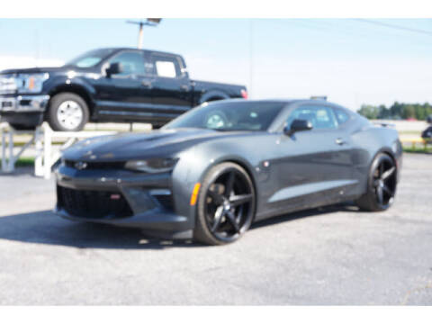 2016 Chevrolet Camaro for sale at Maroney Auto Sales in Humble TX
