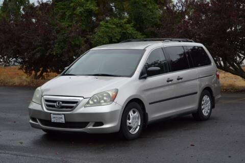 2006 Honda Odyssey for sale at Skyline Motors Auto Sales in Tacoma WA