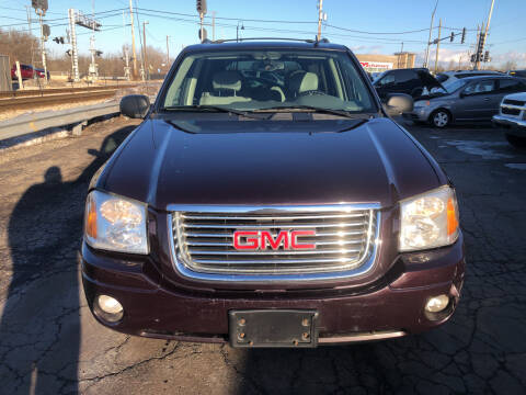 2008 GMC Envoy for sale at Discovery Auto Sales in New Lenox IL