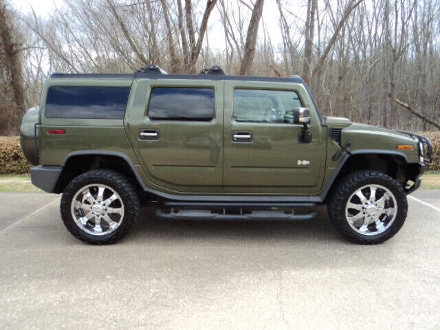 2003 HUMMER H2 for sale at Ray Todd LTD in Tyler TX