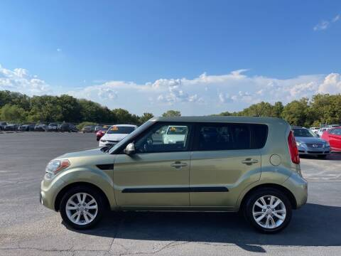 2013 Kia Soul for sale at CARS PLUS CREDIT in Independence MO