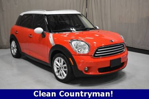 2012 MINI Cooper Countryman for sale at Vorderman Imports in Fort Wayne IN