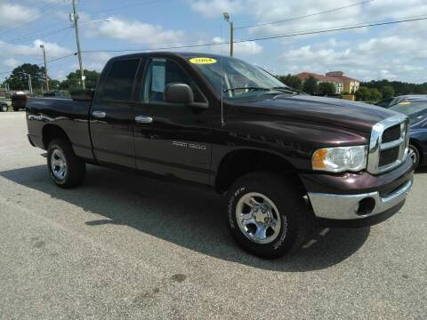2004 Dodge Ram Pickup 1500 for sale at Kelly & Kelly Supermarket of Cars in Fayetteville NC