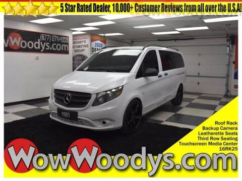 2016 Mercedes-Benz Metris for sale at WOODY'S AUTOMOTIVE GROUP in Chillicothe MO