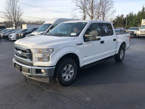 2017 Ford F-150 for sale at iCar Auto Sales in Howell NJ