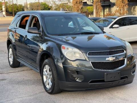 2013 Chevrolet Equinox for sale at AWESOME CARS LLC in Austin TX