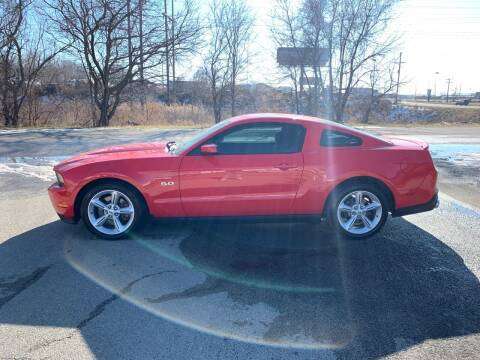 2011 Ford Mustang for sale at Elite Auto Plaza in Springfield IL
