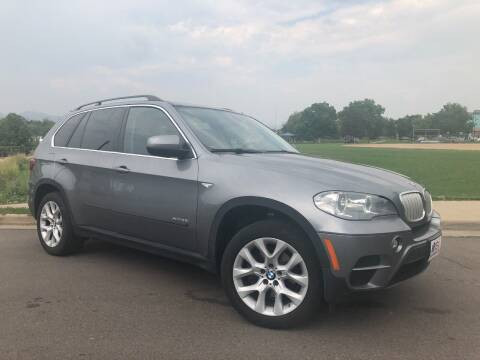 2013 BMW X5 for sale at Nations Auto in Lakewood CO