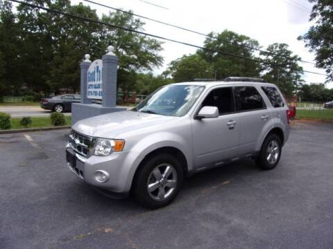 2009 Ford Escape for sale at Good To Go Auto Sales in Mcdonough GA