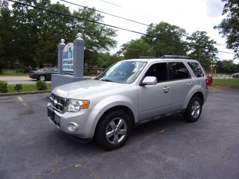 2009 Ford Escape for sale at Good To Go Auto Sales in Mcdonough GA