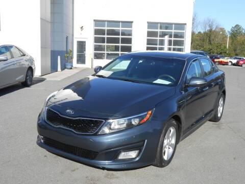2015 Kia Optima for sale at Auto America in Charlotte NC
